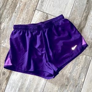 Purple Nike Shorts Dri-Fit Size Small Athletic S